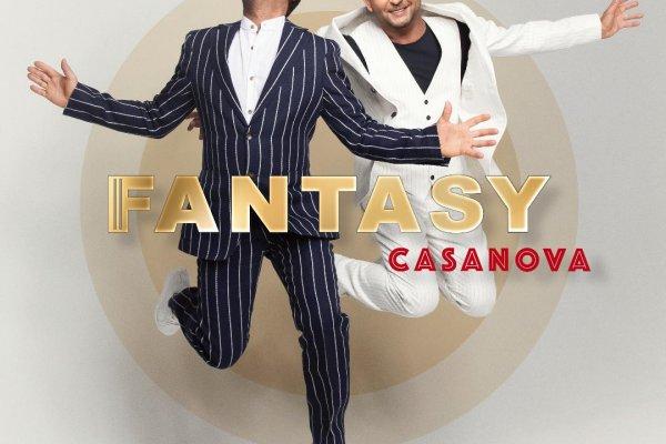 Fantasy Casanova Albumcover