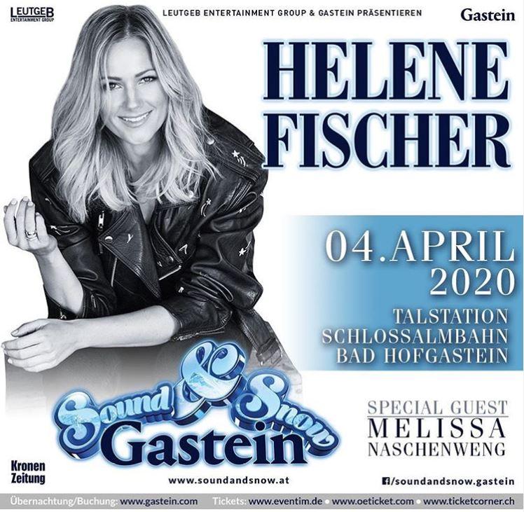 Helene Fischer Soundandsnow