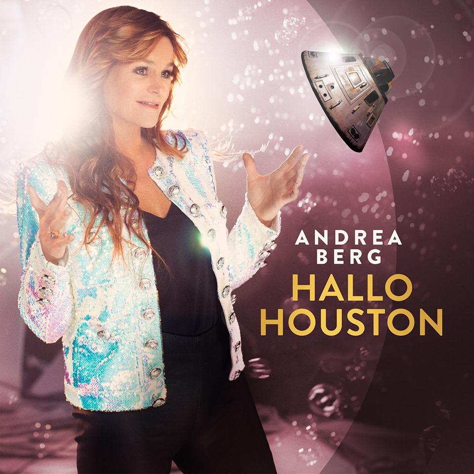 cd Cover Hallo Houston