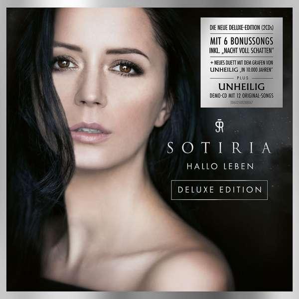 CD Cover Hallo Leben Deluxe