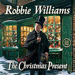 CD Cover Robbie Williams Front