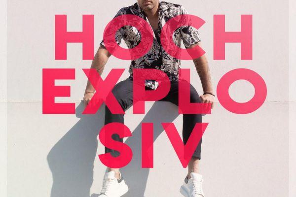 Jay Khan Hochexplosiv Cover