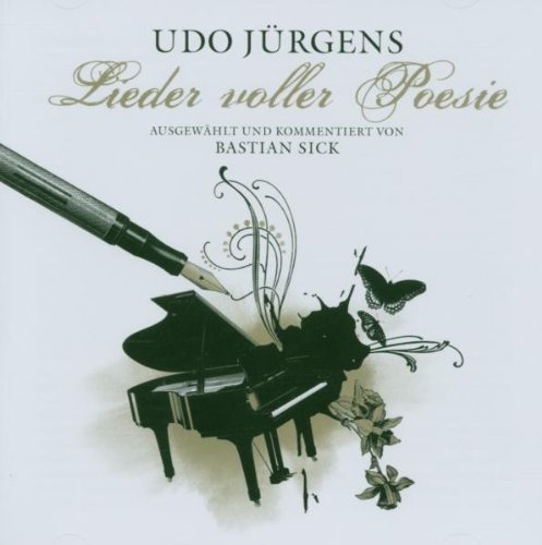 CD Cover Lieder voller Poesie
