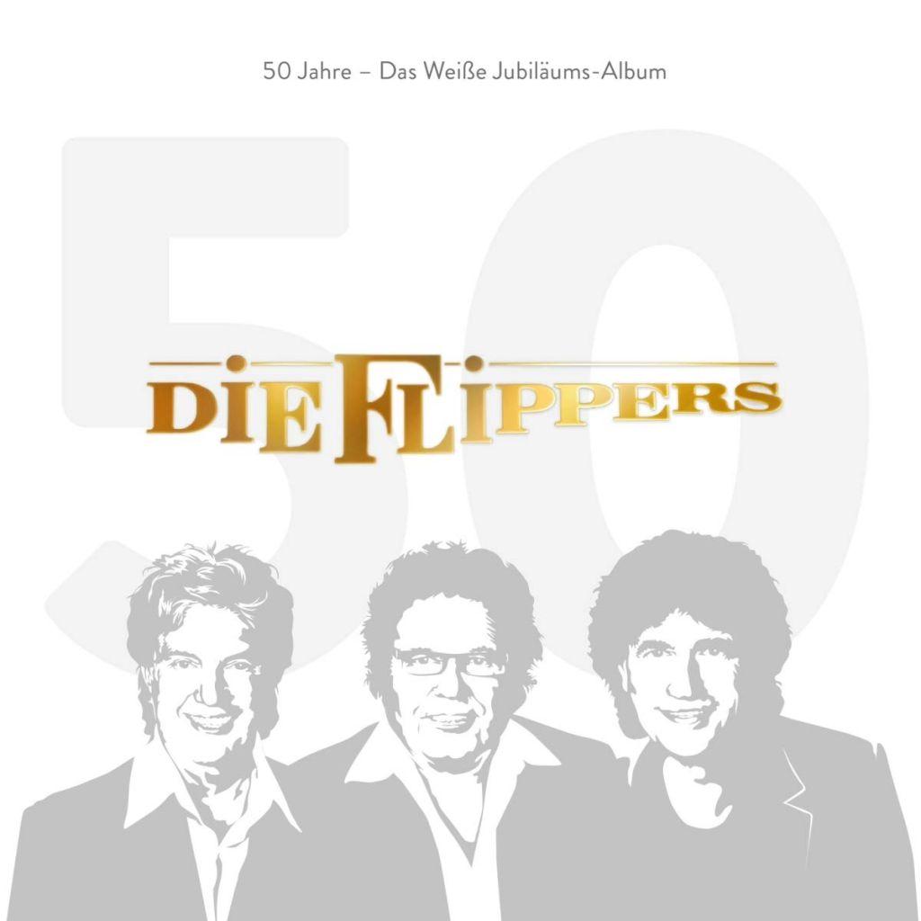 Flippers Weißes Album Front