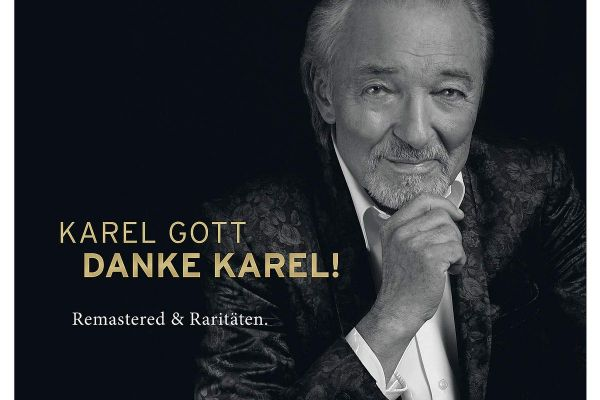 Karel Gott Danke Karel 5 CD