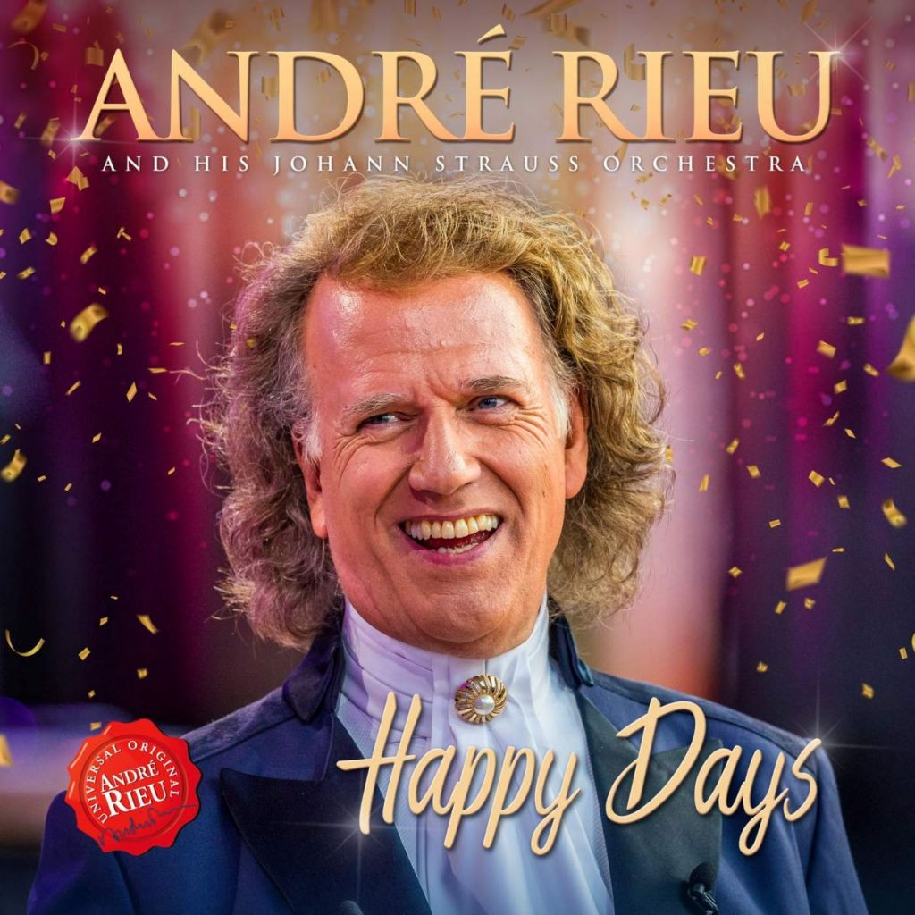 CD Cover Happy Days