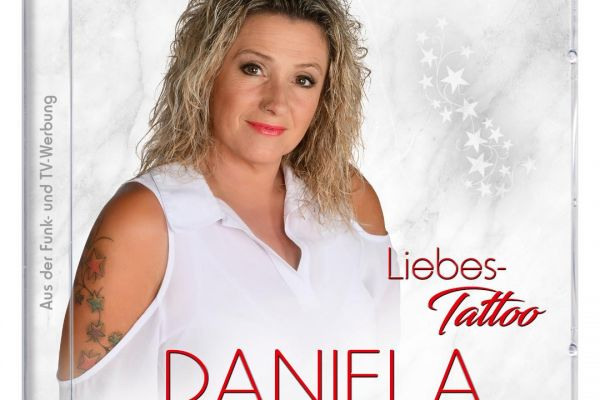 CD Cover Liebes Tattoo