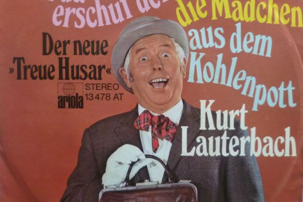 Cover Lauterbach Und dann erschuf der liebe Gott