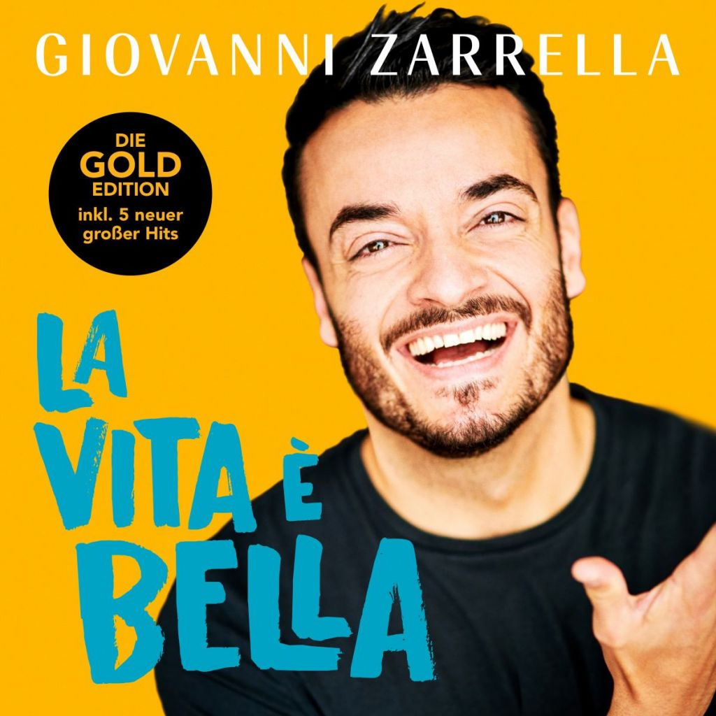 Giovanni Zarella Gold Edition