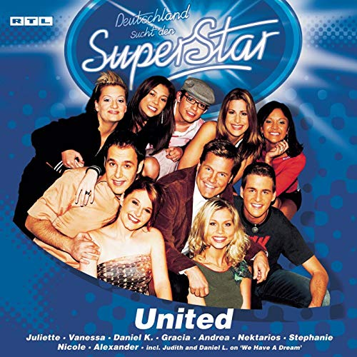 CD Cover United