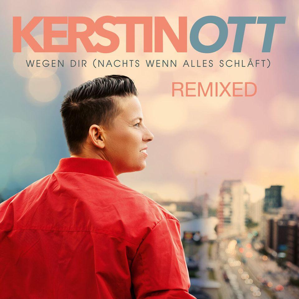 CD Cover Wegen Dir