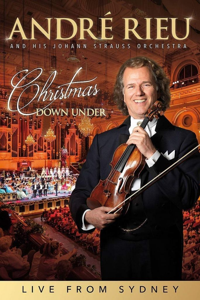 DVD Cover Christmas Down Under