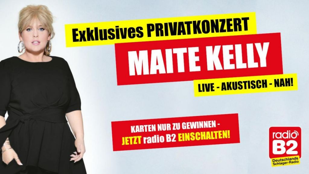 Maite Kelly privatkonzert