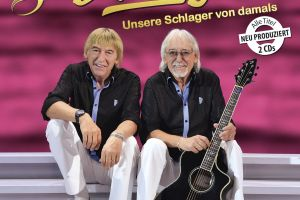 CD Cover 50 Jahre Amigos