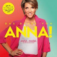 CD Cover Das Beste von Anna Maria Zimmermann