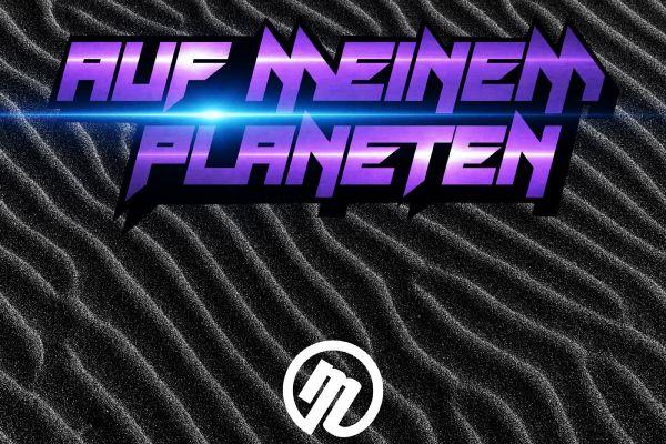 CD Cover Menderes Auf meinem Planeten