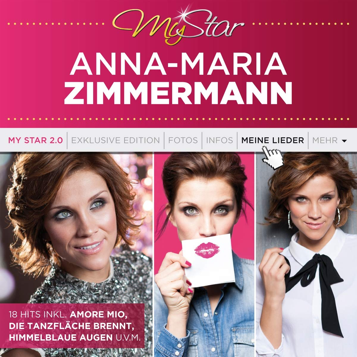 Anna Maria Zimmermann My Star