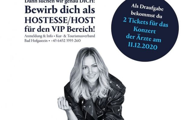 HELENE FISCHER Volunteer