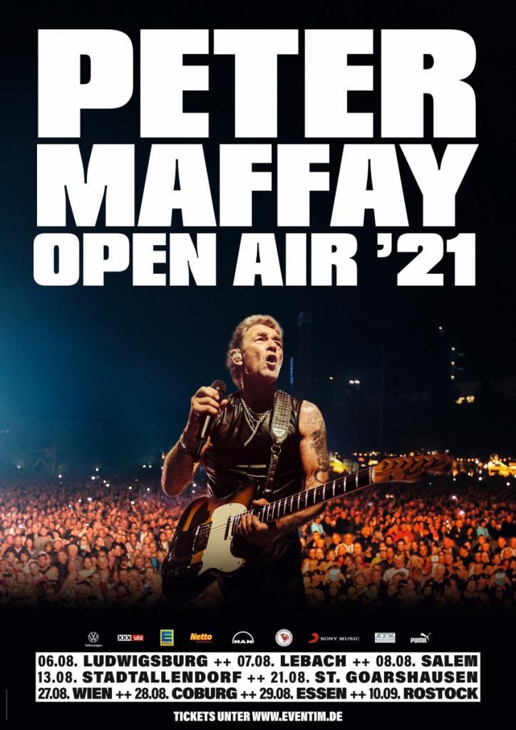 Peter Maffay Open Air 2021