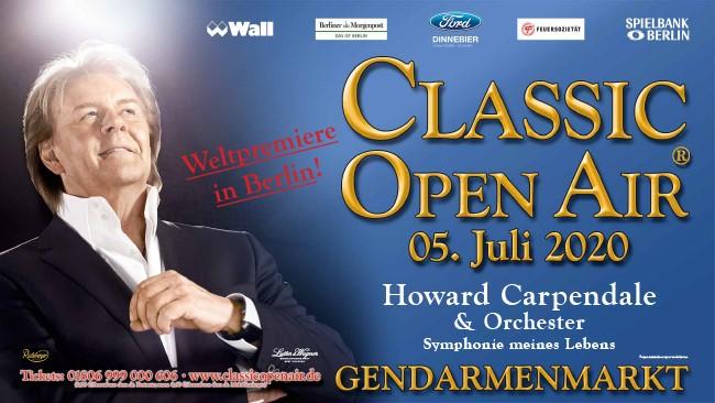 Plakat Classic Open Air