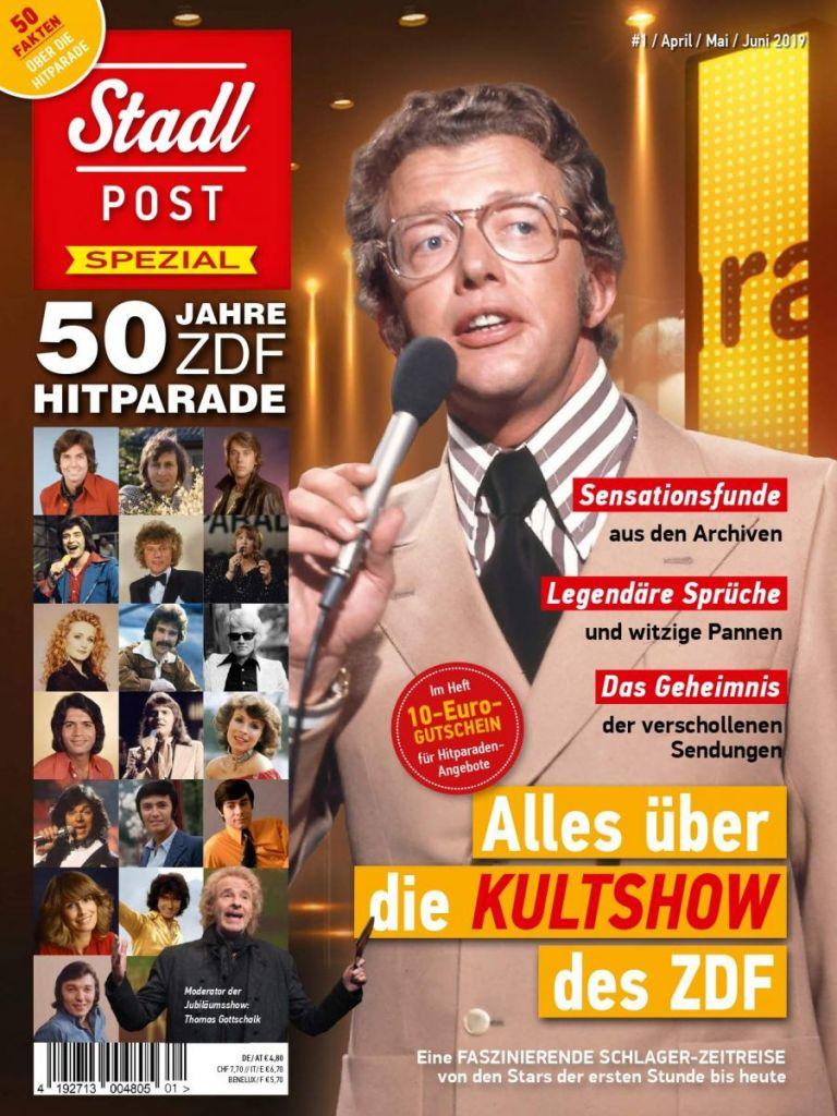 Stadlpost Sonderheft Hitparade