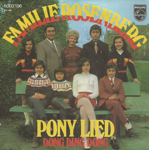 CD Cover Pony Lied