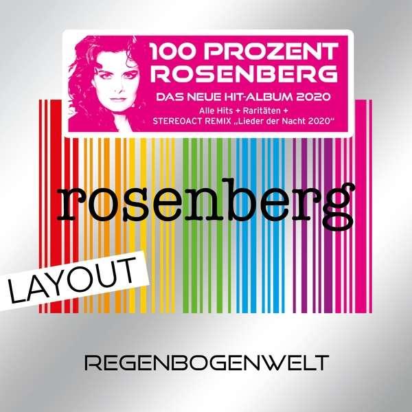 CD Cover Regenbogenland Rosenberg