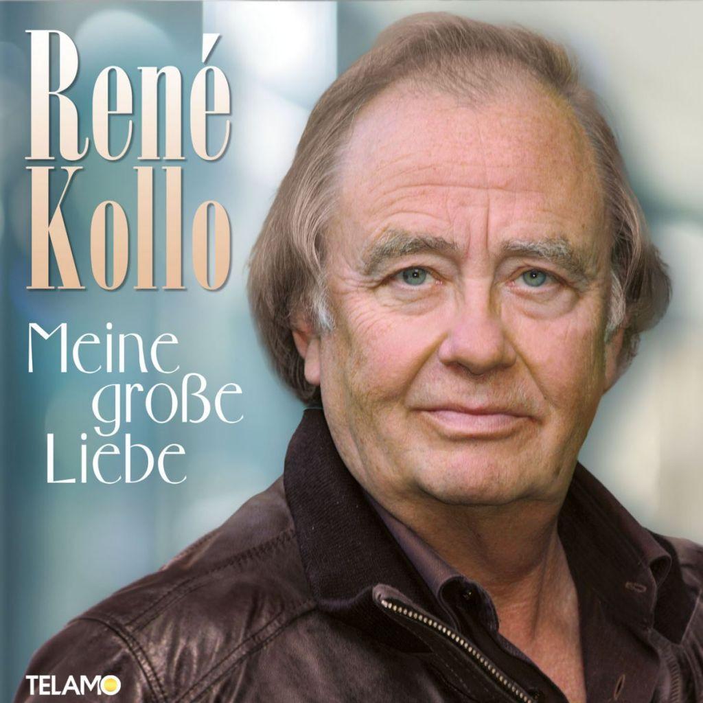 CD Cover René Kollo Meine große Liebe