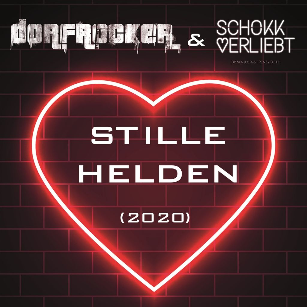 CD Cover Stille Helden