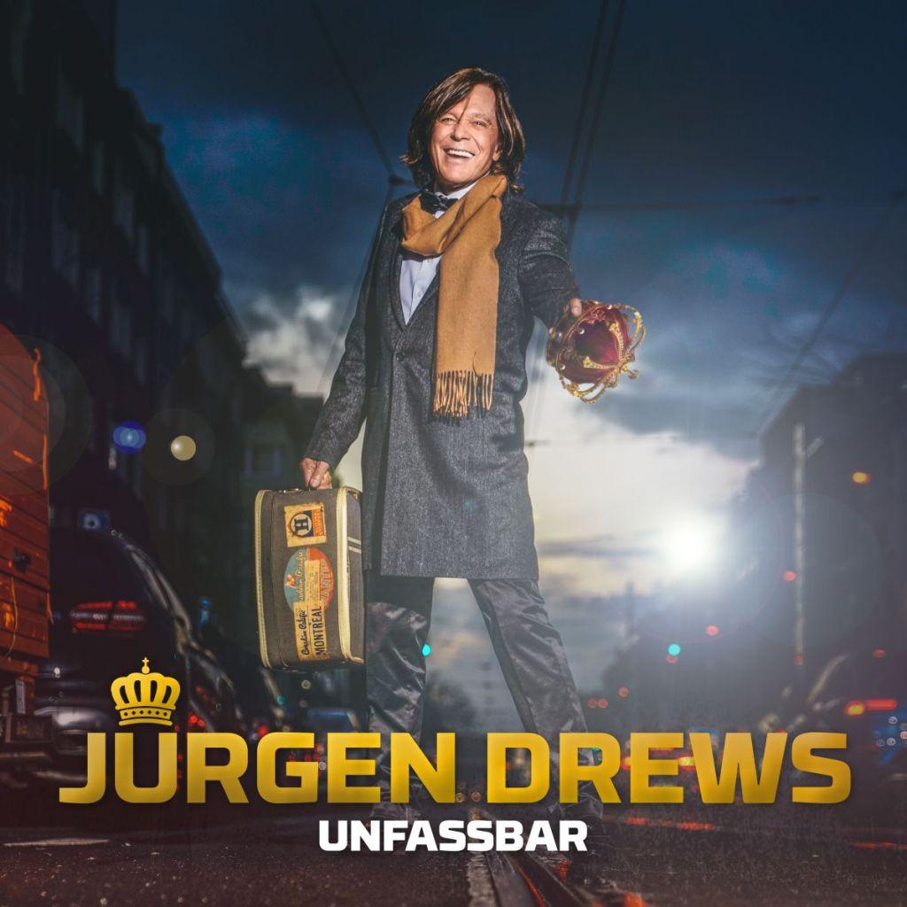 CD Cover Unfassbar