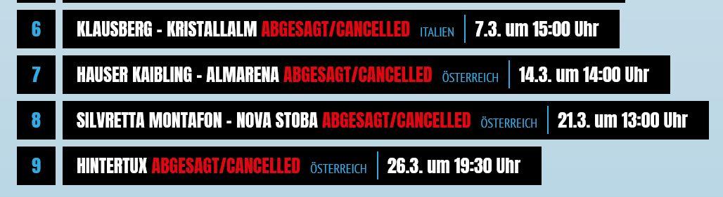 Gipfeltour abgesagt DJ Ötzi