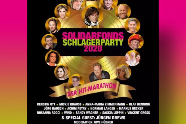 Solidarfonds Schlagerparty 2020