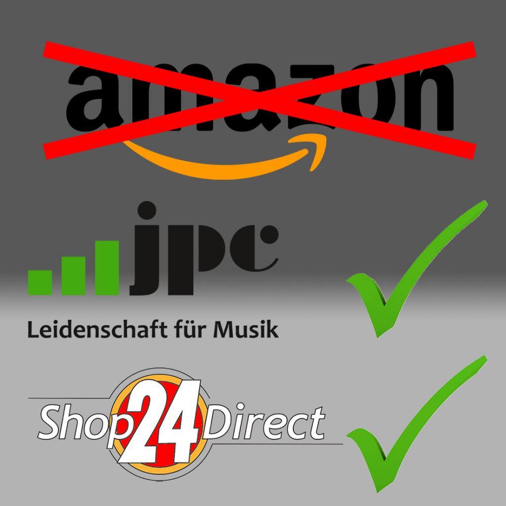 Musik Online-Stores