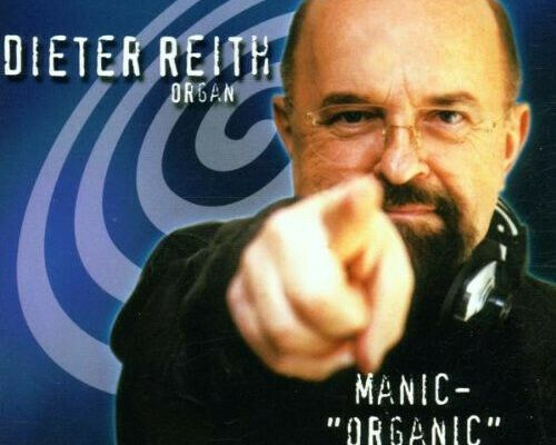 CD Cover Dieter Reith