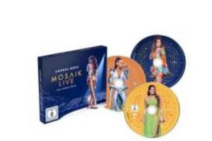 CD Cover Mosaik LIVE 3
