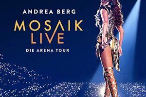CD Cover Mosaik LIVE VORNE