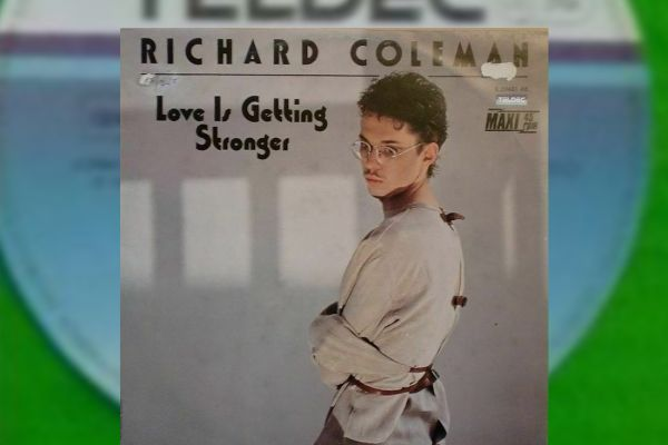 Love is gettings stronger Maxi Cover