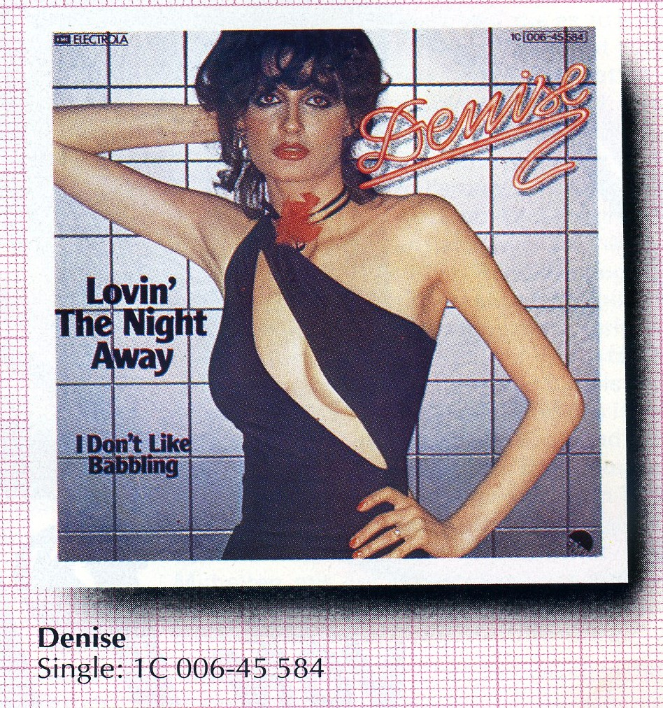 Denise – Lovin' The Night Away