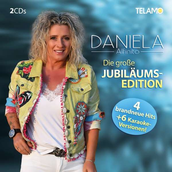 Daniela Alfinito CD-Cover