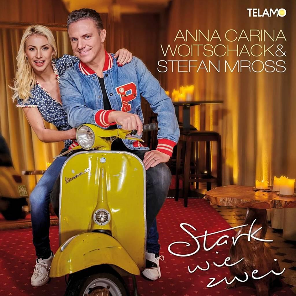 Stefan Mross Anna-Carina Woitschack CD Cover