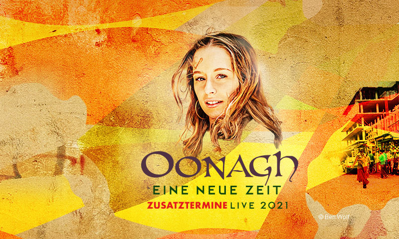 Oonagh Tour 2021