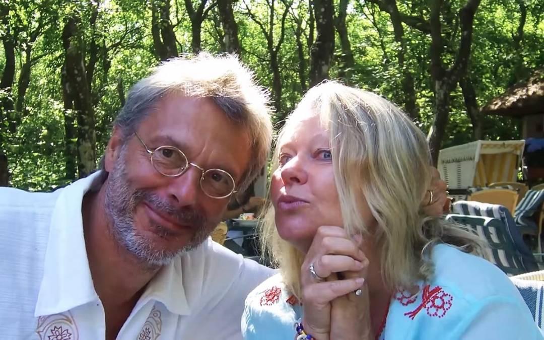Hella und Reinhard Mey