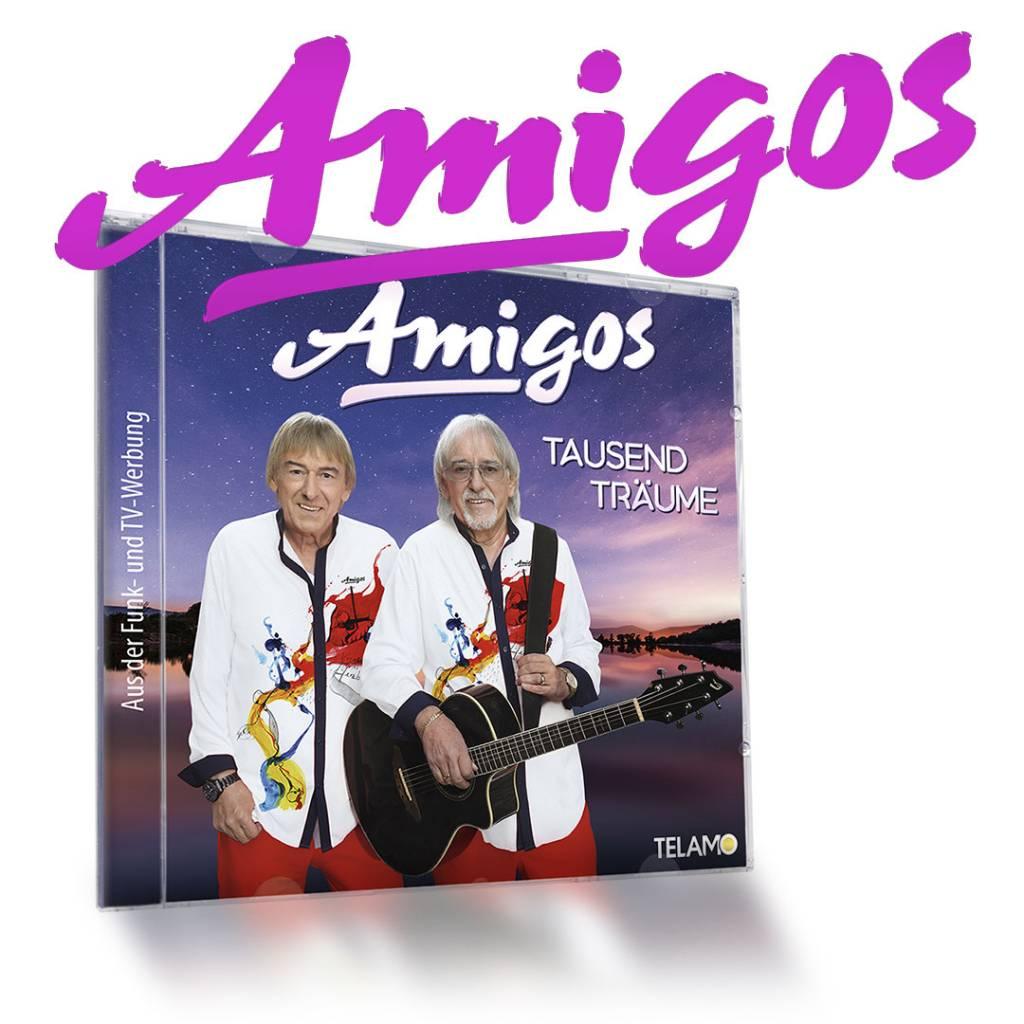 Amigos CD-Cover