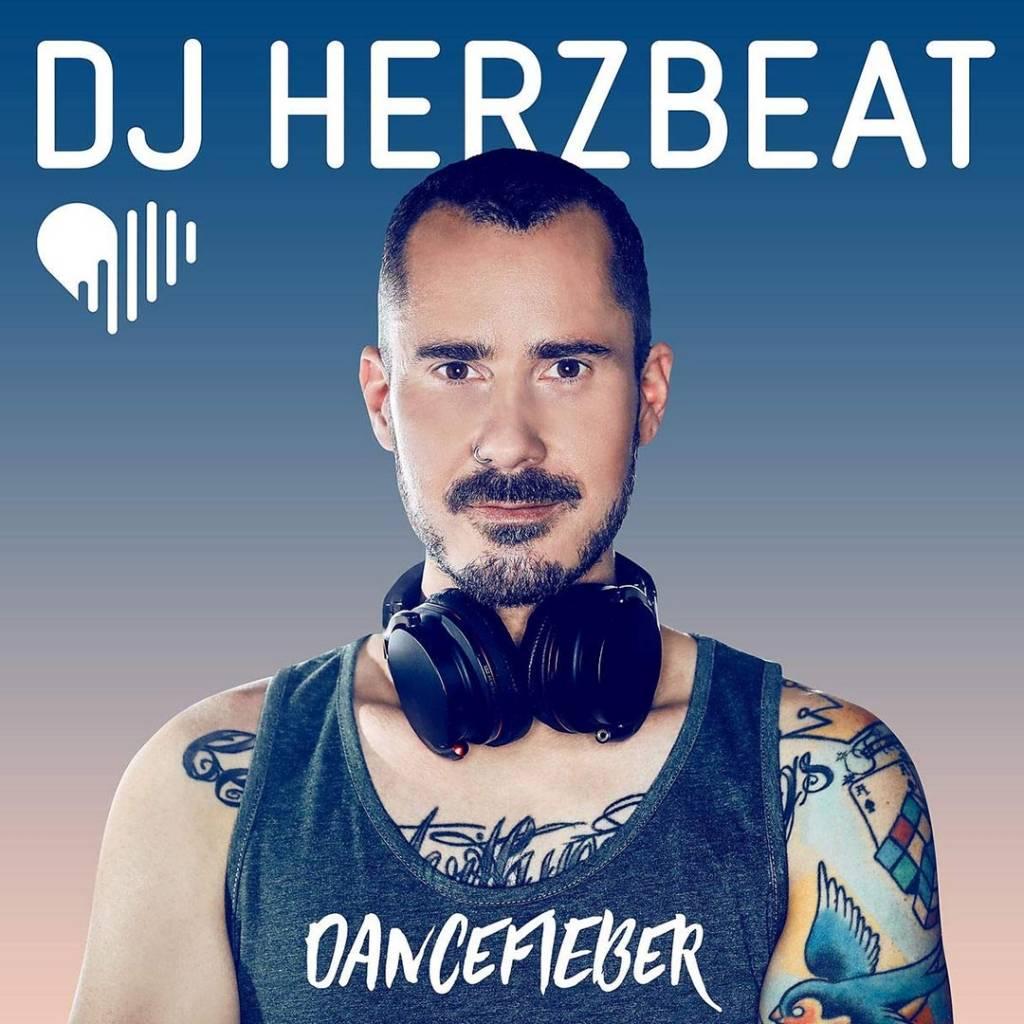 DJ Herzbeat Dancefieber Cover