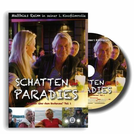 Gewinnspiel Matthias Reim Schatten im Paradies