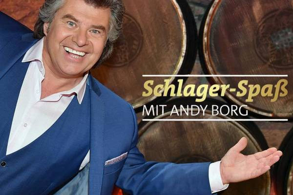 Andy Borg Schlagerspass