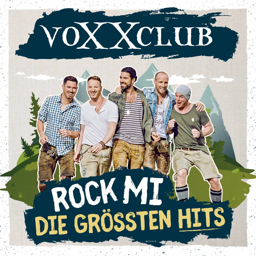 voXXclub CD-Cover