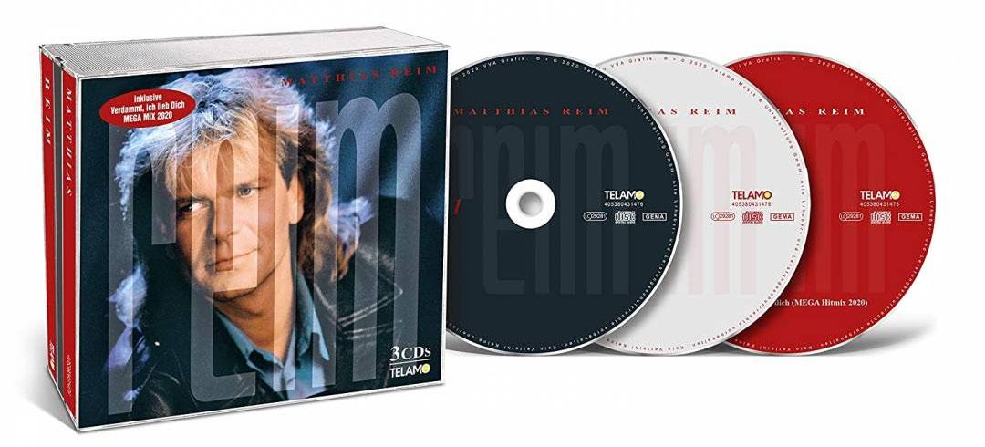 Matthias Reim CD-Set