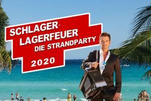 Florian Silbereisen Schlagerlagerfeuer Strandparty 2020