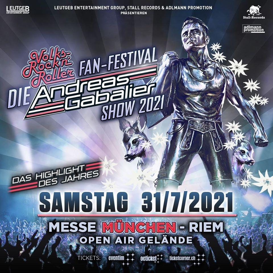 Andreas Gabalier Fanfest
